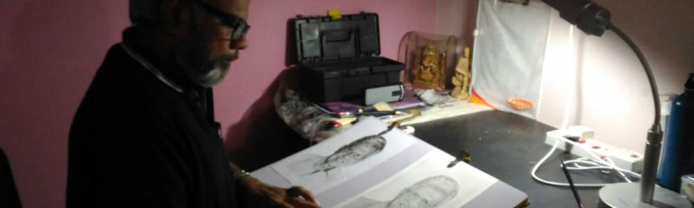 SHIVKUMAR MENON Artist