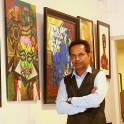 Roshan Bobby Artist